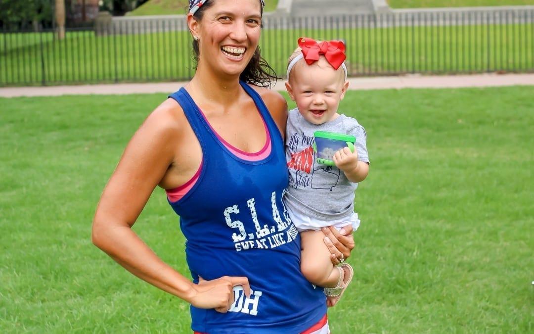 Meet Meg Gotheridge, S.L.A.Mer of the Month!