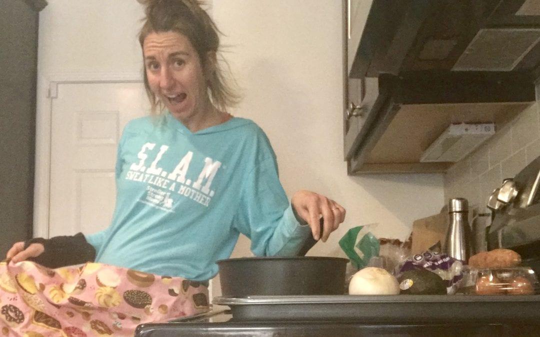 Hey Good Lookin', What You Got Cookin'?
