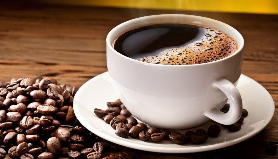 Gimme a Cuppa Coffee!