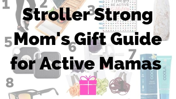 SLAM's Gift Guide for Active Mamas