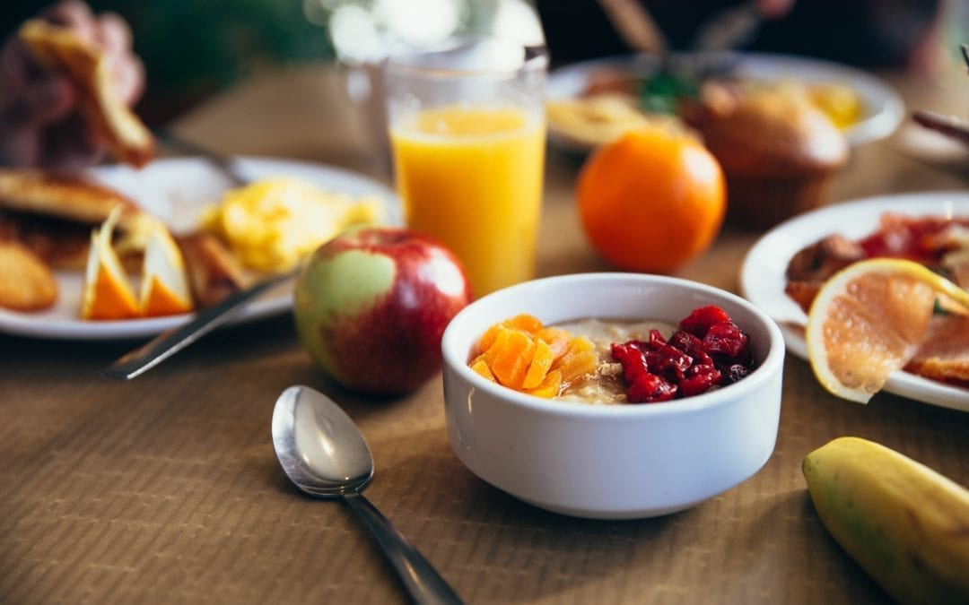 Top 10 Nutrition Tips for Healthy SLAM Kids