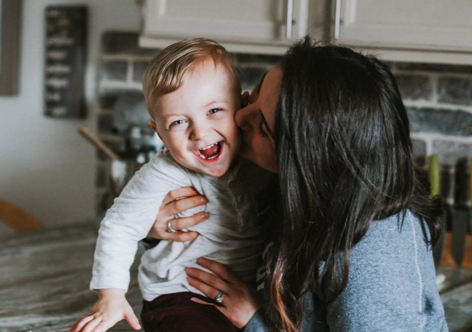 How PPD Made Me an Overattentive Mom and an Absent Spouse/Friend